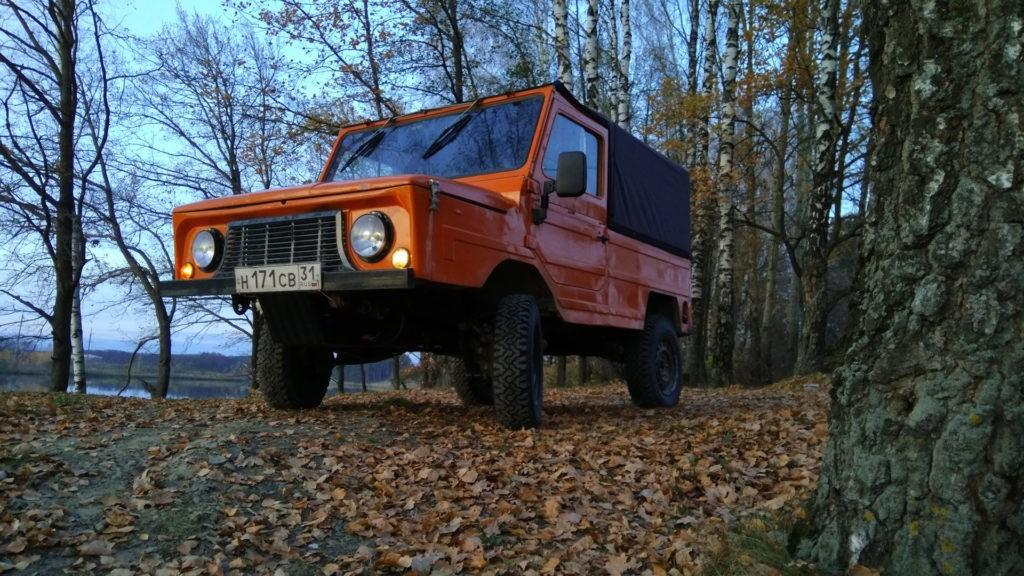 ЛуАЗ растопит ваше сердце, воспоминание автомеханика из СССР