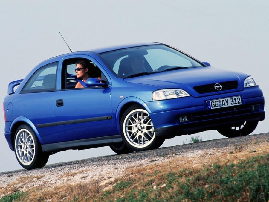 За рулем Opel Astra G 1999 года. Хэппи-энд.