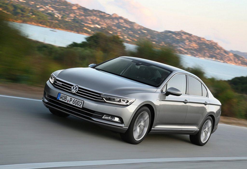 Passat на новый Volkswagen с его проблемами