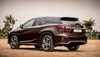 Lexus RX 350L — Надо брать! Достойный аппарат! Плюсы и минусы