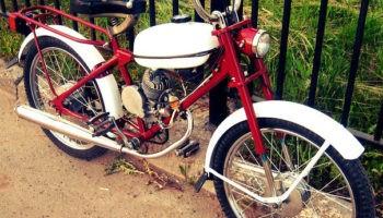 Мопед Рига 13 — гибрид велосипеда и мотоцикла времен СССР, Стоит или сейчас его брать?