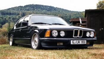 BMW 7 е23 Машина, которая мало чем может вас обрадовать